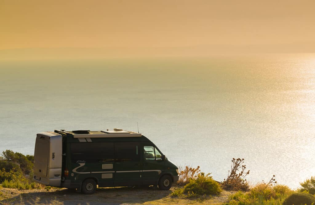 Motorhoming and campervanning in Portugal- complete guide