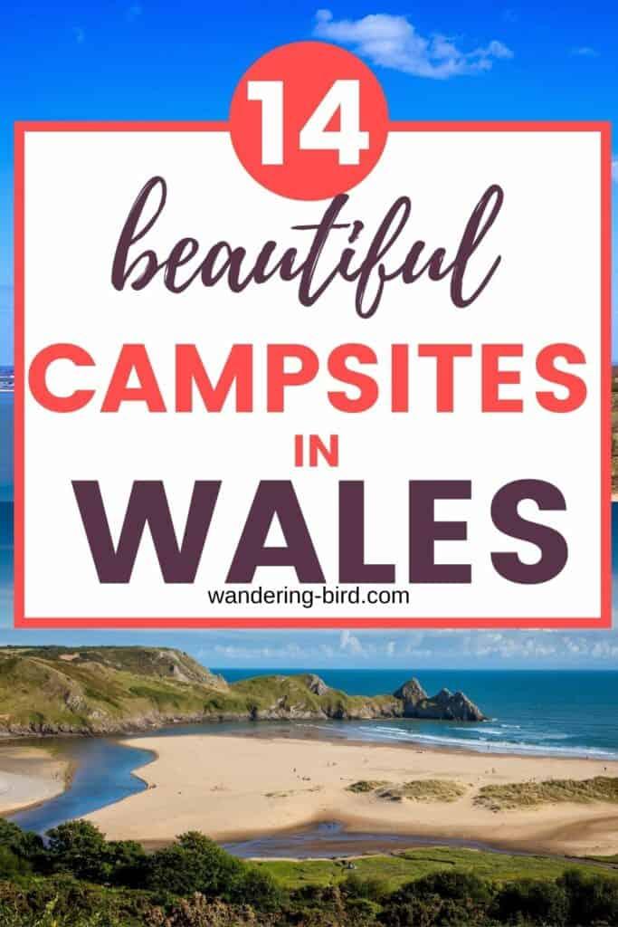 14 beautiful campsites in Wales, UK- Motorhoming in Wales tips