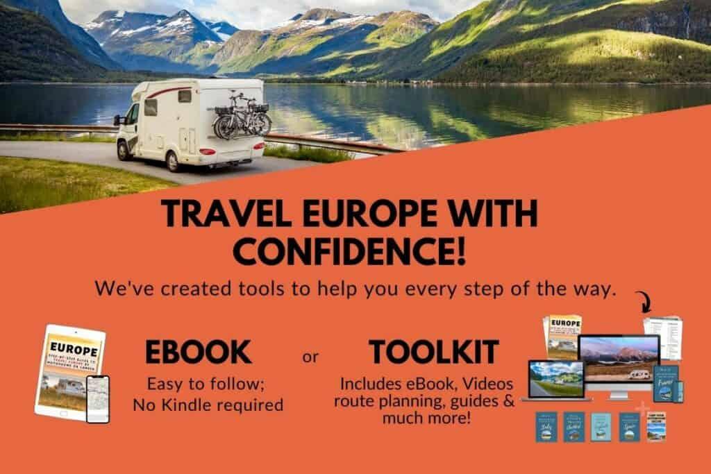 Europe Motorhoming Guides