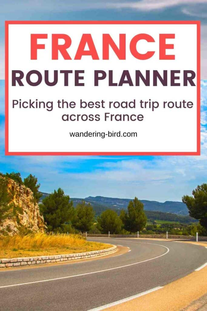 Driving through France to Italy? Want to know the best route with tolls for cars, camper vans, motorhomes and more? Here's all you need...