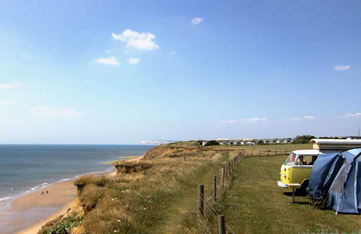 Best Isle of Wight campsites and motorhome touring tips