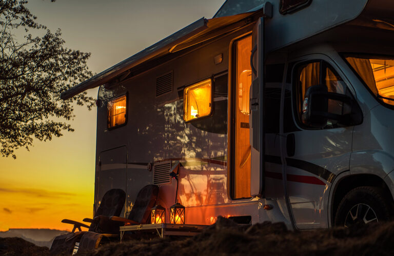 Motorhome leisure battery guide