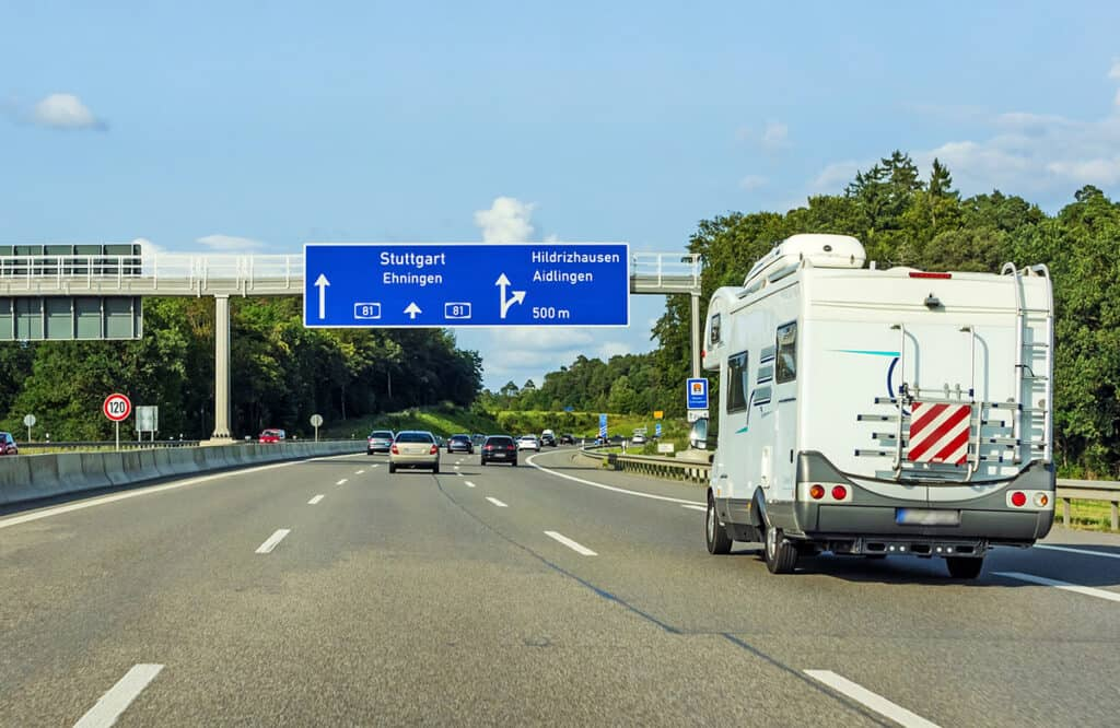 motorhoming in Germany- your complete guide to motorhome and campervan touring in Germany