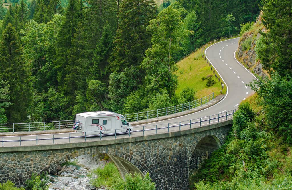 motorhoming in switzerland