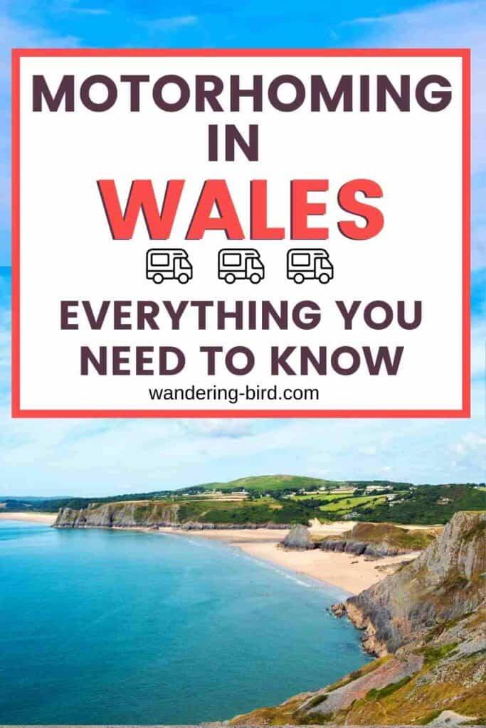 Motorhoming in Wales- Complete Guide