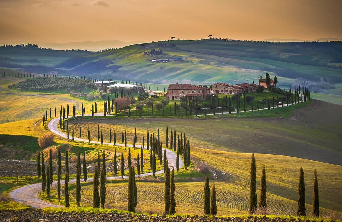 Italy Road Trip ideas and itinerary
