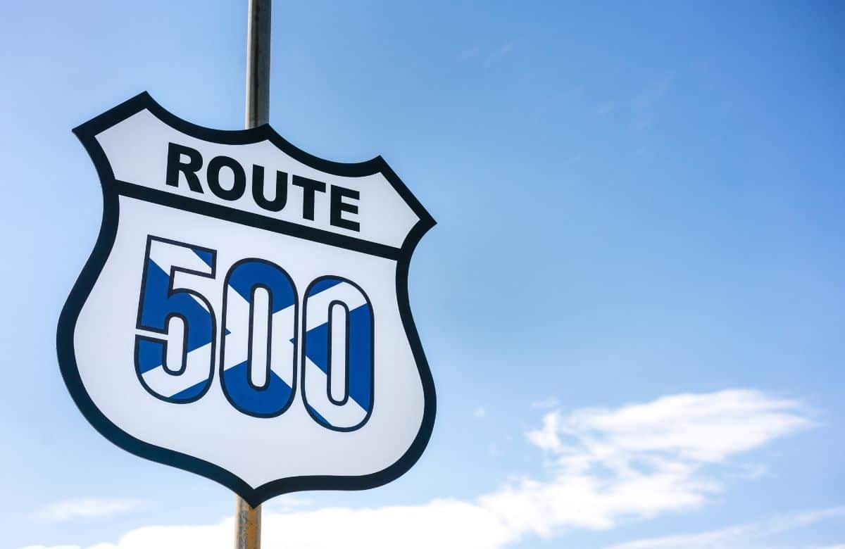 North Coast 500 Motorhome Tour, Route, Map and Itinerary