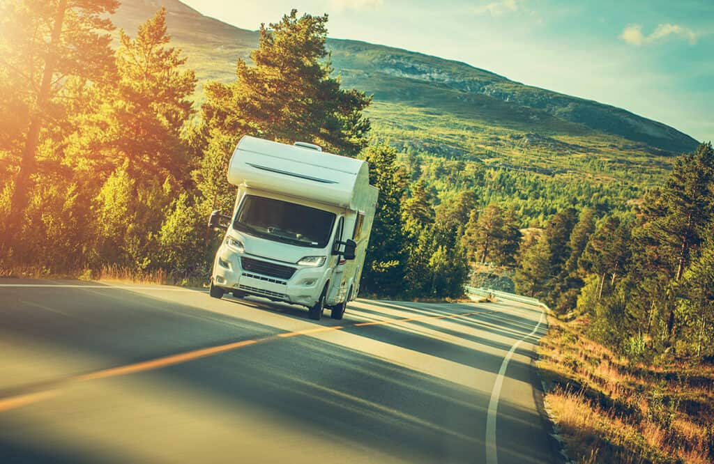 motorhome departure checklist and pre-trip checks for motorhomes, campervans and RVs- FREE PDF download motorhome departure checklist