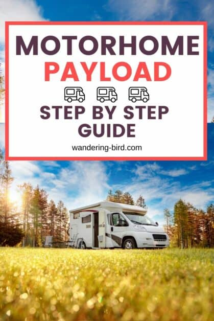 Buying a motorhome? New Motorhome Owner? Hearing about payload and confused about motorhome weight allowances? Worried you're doing something wrong? Here's a complete beginner's guide to motorhome weights and everything you need to know about payload.