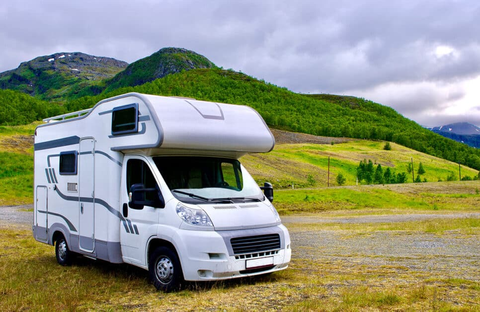 Motorhome weight and payload guide- motorhome tips for beginners