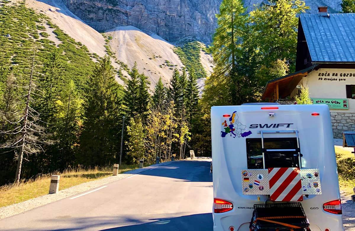 Motorhome storage box- guide to choosing the best external motorhome or campervan storage box for you