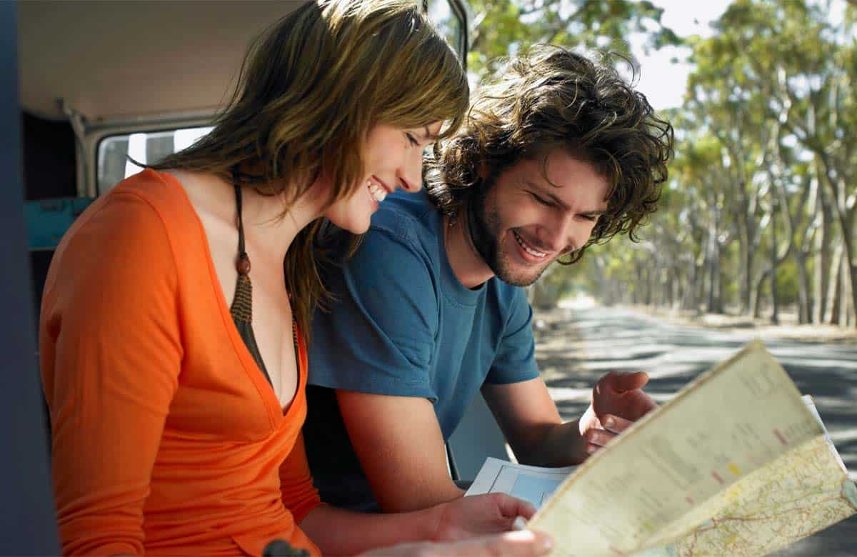 Couples road trip tips- advice for travelling with a partner on a road trip